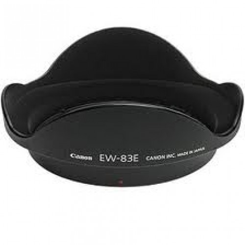 Hood canon EW83E for Canon 10-22mm, 16-35mm, 17-50mm
