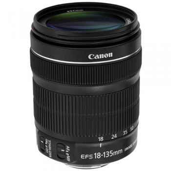 Canon EF-S 18-135mm f/3.5-5.6 IS STM, Mới 98%
