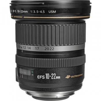 Canon 10-22mm f/3.5-4.5, Mới 95%