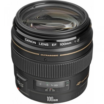 Canon EF 100mm F2, Mới 95%
