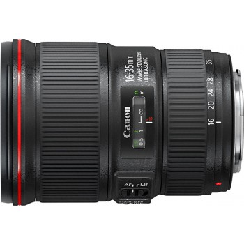 Canon EF 16-35mm f/4L IS USM, Mới 100%