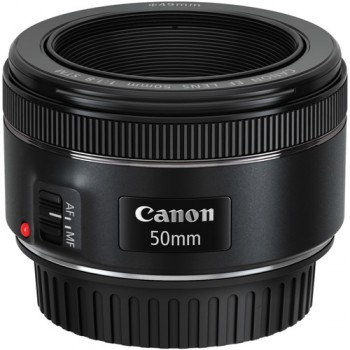 Canon 50mm f/1.8 STM, Mới 98%
