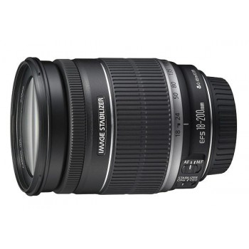 Canon EF-S 18-200mm f/3.5-5.6 IS, Mới 95%