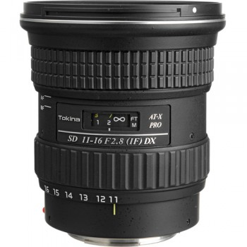 Tokina 11-16mm F2.8 For Canon, Mới 95%