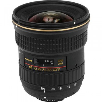 Tokina AF 12-24mm f/4 AT-X Pro DX II For Canon, Mới 80%