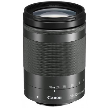 Canon EF-M 18-150mm f/3.5-6.3 IS STM, Mới 95%
