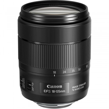 Canon EF-s 18-135mm F/3.5 -5.6 IS Nano USM, Mới 98%