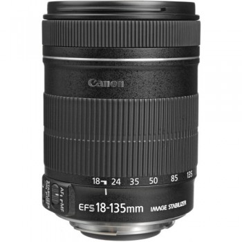 Canon EF-S 18-135mm f/3.5-5.6 IS, Mới 95%