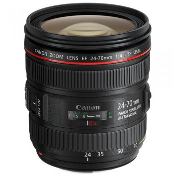 Canon EF 24-70mm f/4L IS USM, Mới 100%