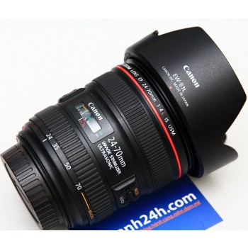 Canon EF 24-70mm f/4L IS USM, Mới 98%