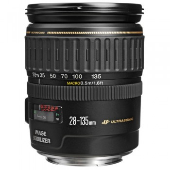 Canon EF 28-135mm f/3.5-5.6 IS USM, New 90%