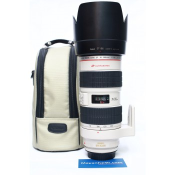 Canon EF 70-200mm f/2.8L IS USM, Mới 95%