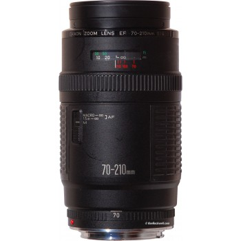 Canon 70-210mm F4, Mới 95%