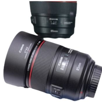 Canon EF 85mm f/1.4L IS USM, Mới 98%