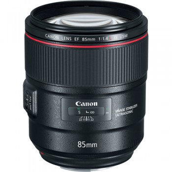 Canon EF 85mm f/1.4L IS USM, Mới 100%