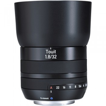 Carl Zeiss T* Touit 32mm f/1.8 For E-mount & X-mount, Mới 95%
