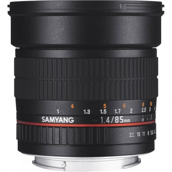 Samyang 85mm F/1.4 AS IF UMC For Canon, Mới 95%