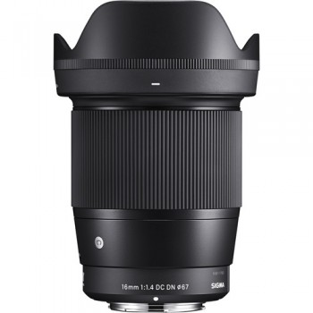 Sigma 16mm f/1.4 DC DN For Sony E-Mount, Mới 98%