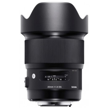 Sigma 20mm f/1.4 DG HSM Art for Sony E-Mount, Mới 100%