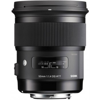 Sigma 50mm f/1.4 DG HSM Art for Sony E-Mount, Mới 100%