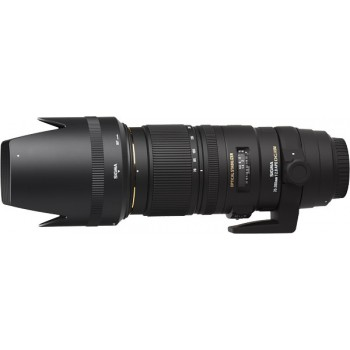 Sigma 70-200mm f/2.8 APO EX DG OS HSM For Nikon, Mới 95%