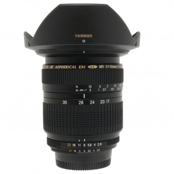 Tamron AF 17-35mm f/2.8-4 Di LD Aspherical IF For Canon, Mới 95%