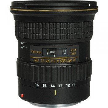 Tokina AT-X 11-16mm f/2.8 PRO DX II For Canon, Mới 98%