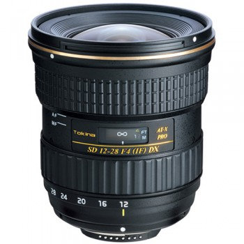 Tokina AT-X 12-28mm f/4 Pro For Canon, Mới 98% / Fullbox