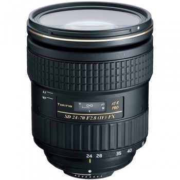Tokina 24-70mm f/2.8 PRO FX for Nikon, Mới 90%