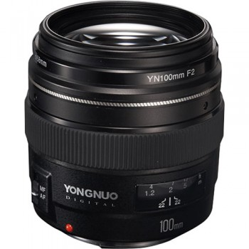 Yongnuo 100mm F2 For Canon