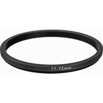 Step-Down Ring 77-72mm