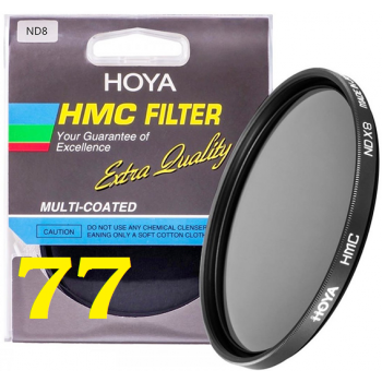 HOYA HMC ND8 77mm
